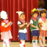 H24発表会(満3歳・年少)