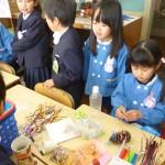 焼津西小へ体験入学に行ってきました