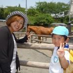 動物園楽しかったね!
