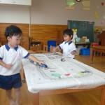 満3歳児クラスが5月よりスタートしました☆