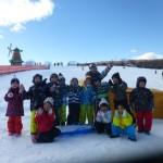 雪見遠足楽しかったね!!