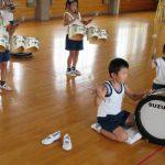 鼓隊練習♬