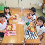 幼稚園って楽しいね♬